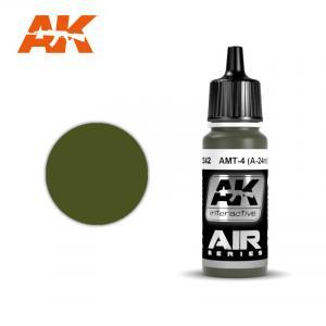 AK Interactive AMT-4 (A-24m) Green