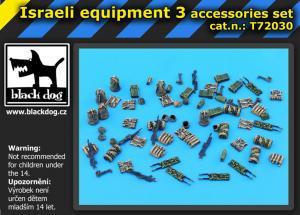 Black Dog Israeli Equipment Set 3
