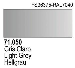Vallejo Model Air 050 - Light Grey