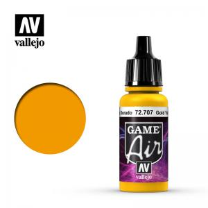 Vallejo Game Air - Gold Yellow