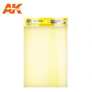AK Interactive Masking Tape A4