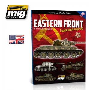Ammo Mig Jimenez EASTERN FRONT, Russian Vehicles 1935-1945 Camouflage guide
