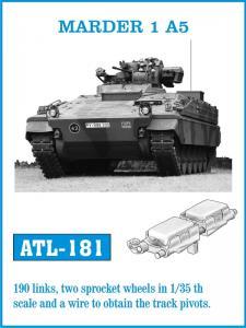 Friulmodel Marder 1A5 - Track Links