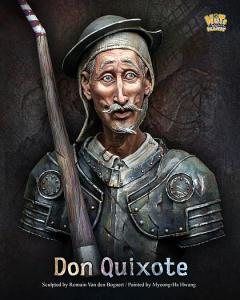 Nuts Planet Don Quixote