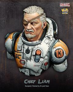 Nuts Planet Chief Liam
