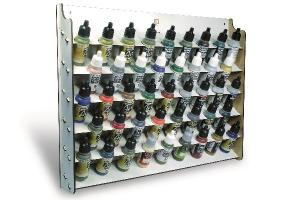 Vallejo WALL MOUNTED PAINT DISPLAY