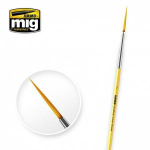 Ammo Mig Jimenez 1 Synthetic Liner Brush