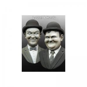 Scale75 Laurel and Hardy