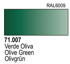 Vallejo Model Air 007 - Olive Green