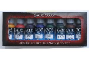 Vallejo Game Color - Game Inks (x8)