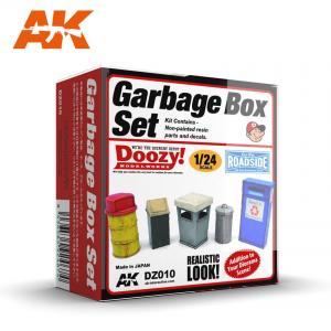 Doozy Modelworks GARBAGE BOX SET