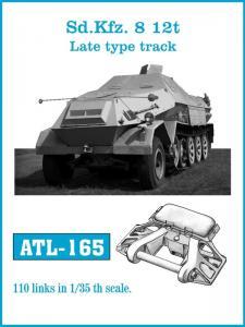 Friulmodel Sdkfz 8 12t Late type tracks - Track Links