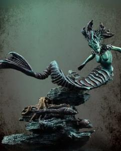 Michael Kontraros Water Demon 54 mm