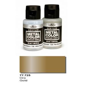 Vallejo Metal Color, Gold, 32ml.
