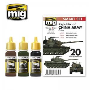 Ammo Mig Jimenez M48H RoCA (REPUBLIC OF CHINA ARMY)