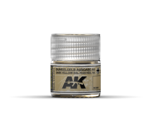 AK Interactive Dunkelgelb Ausgabe 44 Dark Yellow RAL 7028 10ml