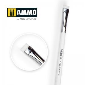 Ammo Mig Jimenez 2 AMMO Decal Application Brush