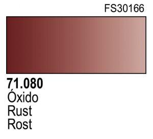Vallejo Model Air 080 - Rust