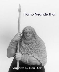 Heroes & Villains Homo Neanderthal 1/12