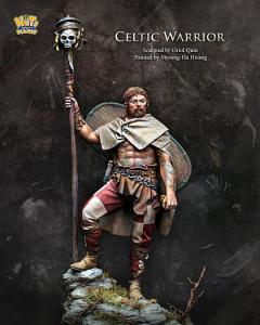 Nuts Planet Celtic Warrior