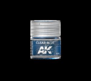AK Interactive Clear Blue 10ml