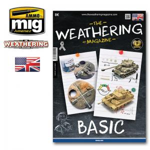 Ammo Mig Jimenez The Weathering Magazine #22, Basics