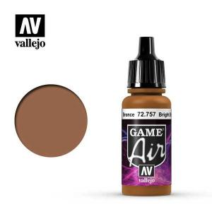 Vallejo Game Air - Bright Bronze