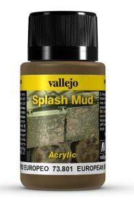 Vallejo European Splash Mud 40 ml