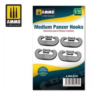 Ammo Mig Jimenez Medium Panzer Hooks