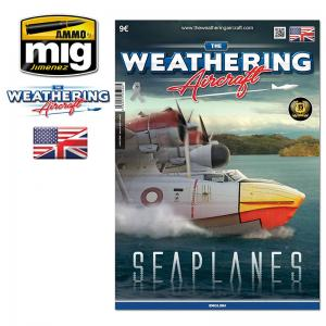Ammo Mig Jimenez The Weathering Aircraft #8, Seaplanes