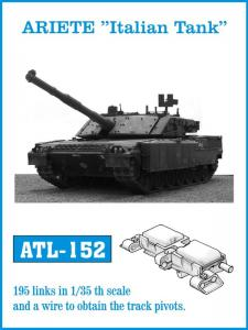 Friulmodel Ariete Italian Tank - Track Links