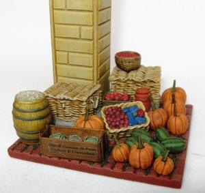 Reality in Scale Food Supplies 2 - 22 resin pcs.