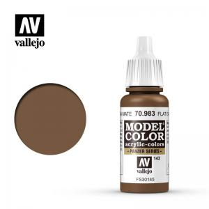 Vallejo Model Color 143 - Flat Earth