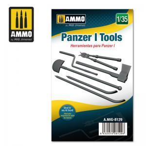 Ammo Mig Jimenez Panzer I Tools