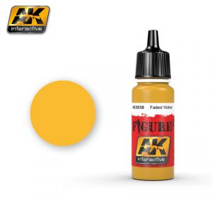 AK Interactive FADED YELLOW