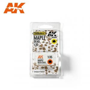 AK Interactive MAPLE DEAD LEAVES 1:35