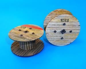 Plus Model Small cable reels