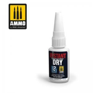 Ammo Mig Jimenez Cyano 2 - Instant Dry CA Glue