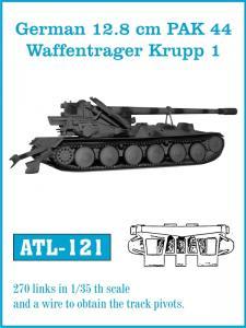 Friulmodel German 12.8cm PAK 44 / Waffentrager Krupp 1 - Track Links