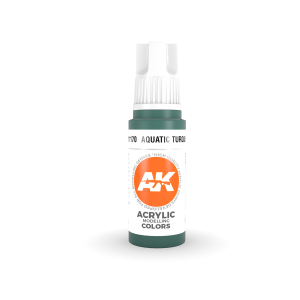 AK Interactive Aquatic Turquoise 17ml