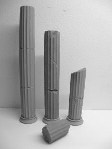 Reality in Scale Basic Column Set