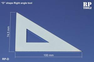 RP Toolz Right Angle Tool - D