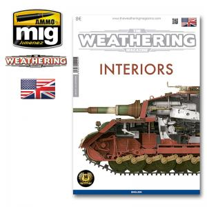 Ammo Mig Jimenez The Weathering Magazine #16, Interiors