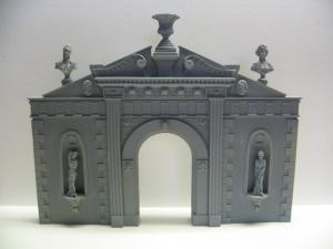 Reality in Scale Baroque Gate ±17th Century