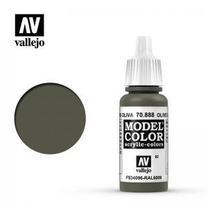 Vallejo Model Color 092 - Olive Grey