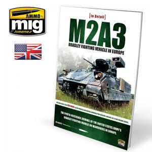 Ammo Mig Jimenez M2A3 Bradley Fighting Veh. in Europe in Detail vol.1