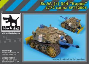 Black Dog Su.W. (r) 334 Kirov (sci-fi)