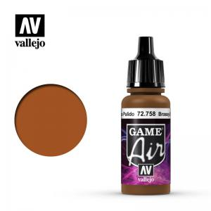 Vallejo Game Air - Brassy Brass