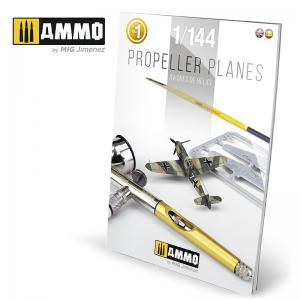 Ammo Mig Jimenez Propellerplanes 1/144, Vol 1