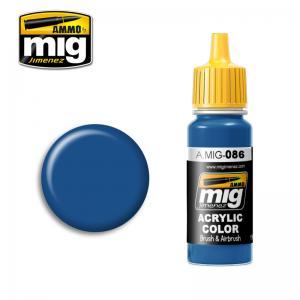 Ammo Mig Jimenez BLUE (RAL 5019)